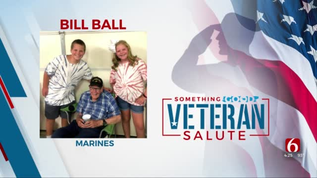 Veteran Salute: Bill Ball