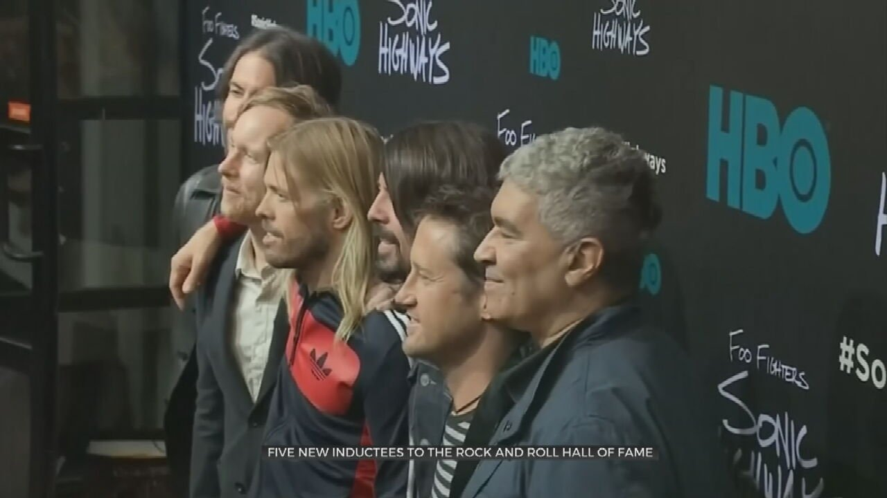 Jay-Z, Foo Fighters, Go-Go's Elected To Rock & Roll Hall Of Fame On First Try