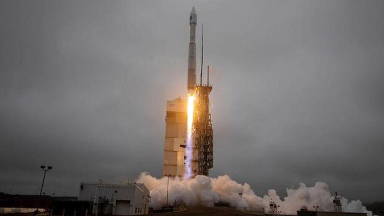 Atlas 5 Rocket Launches Latest Landsat Earth Observation Satellite Into Orbit
