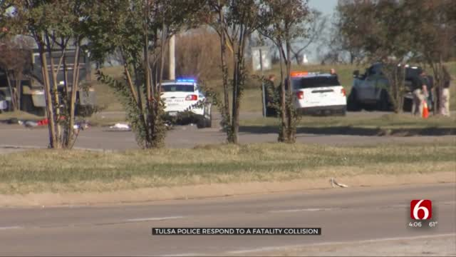 Driver Killed After Collision With Semi, Police Say