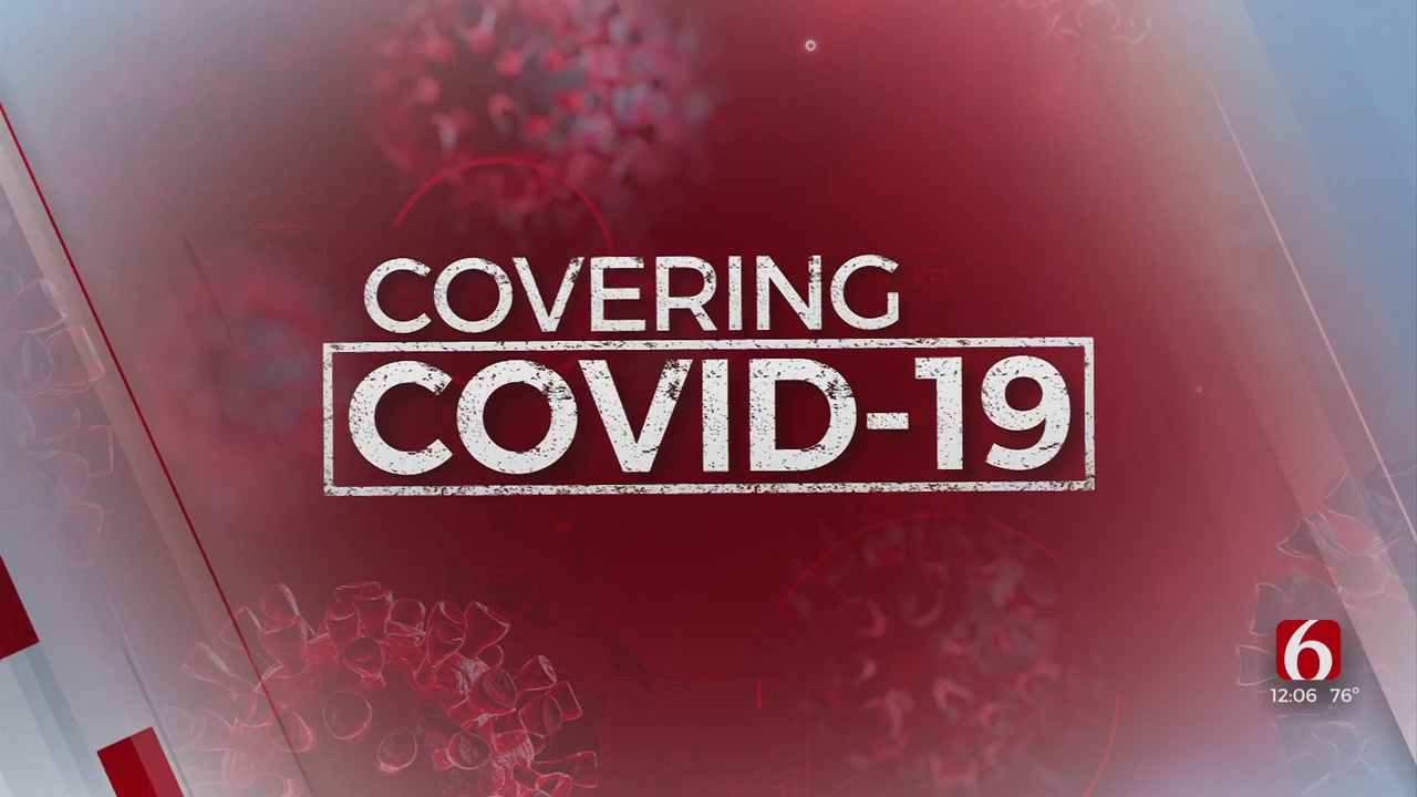 OSDH: 595 New COVID-19 Cases Reported, 107 Virus-Related Deaths Added To Provisional Death Count
