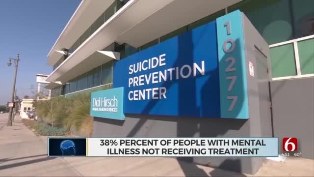 Watch: Mental Health Treatment In Tulsa