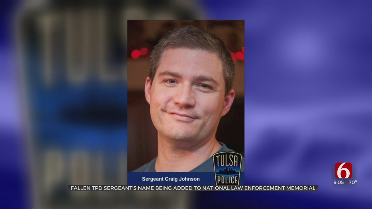 Fallen Tulsa Sergeant Name To Be Added To National Memorial In DC