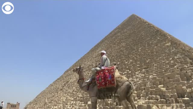 The Giza Pyramids, The Egyptian Museum in Cairo Reopen After Closing Due To COVID-19 Pandemic