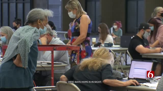 OESC Reports Glimpse Of Hope As Many Oklahomans Still Feel Pandemic's Economic Impact