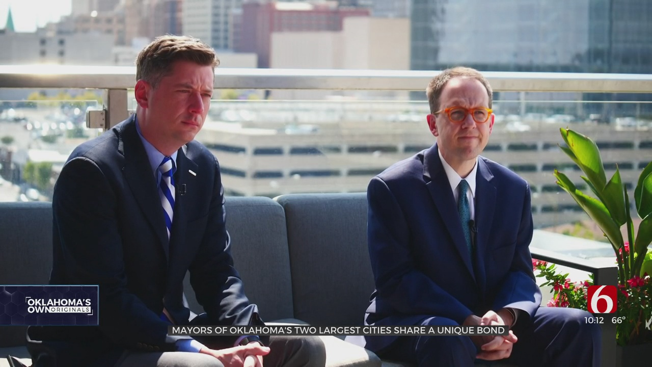 It has been a tumultuous time in the state and for the mayors of its two biggest cities, unlike anything they have ever had to navigate before.