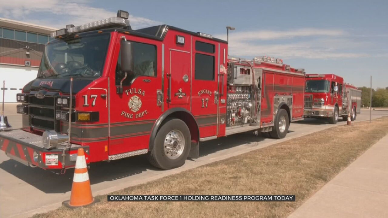 Oklahoma Task Force Groups Begin Operational Readiness 3-Day Event