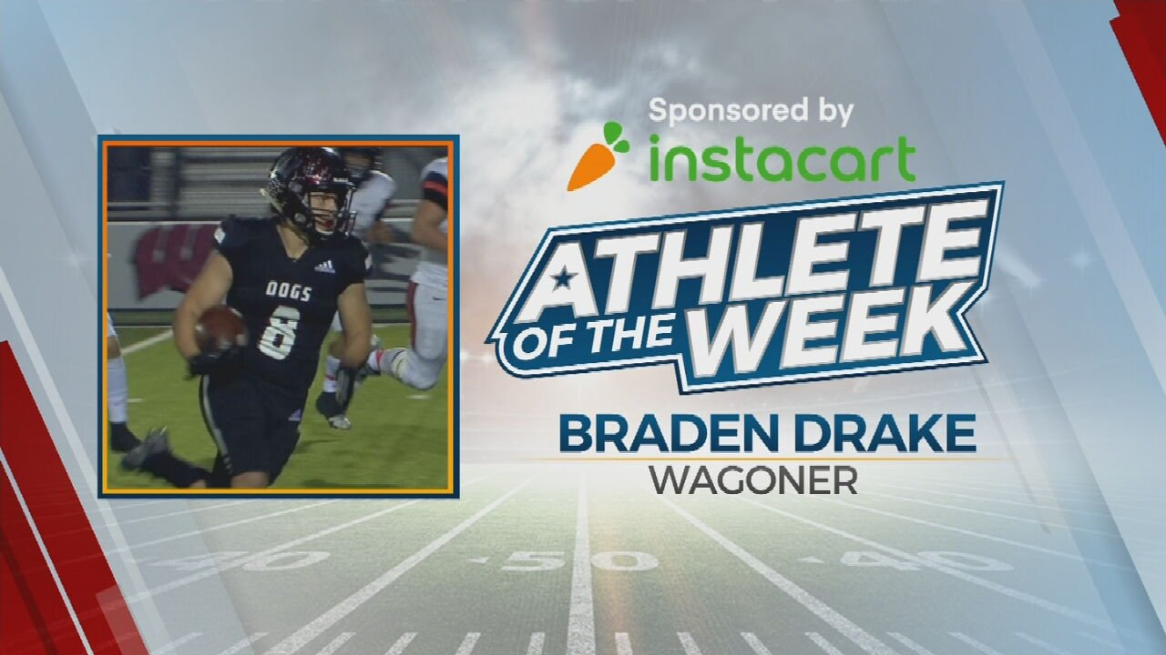 Instacart Athlete Of The Week: Braden Drake