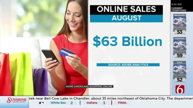 Online Shopping Sales Se Dramatic Spike