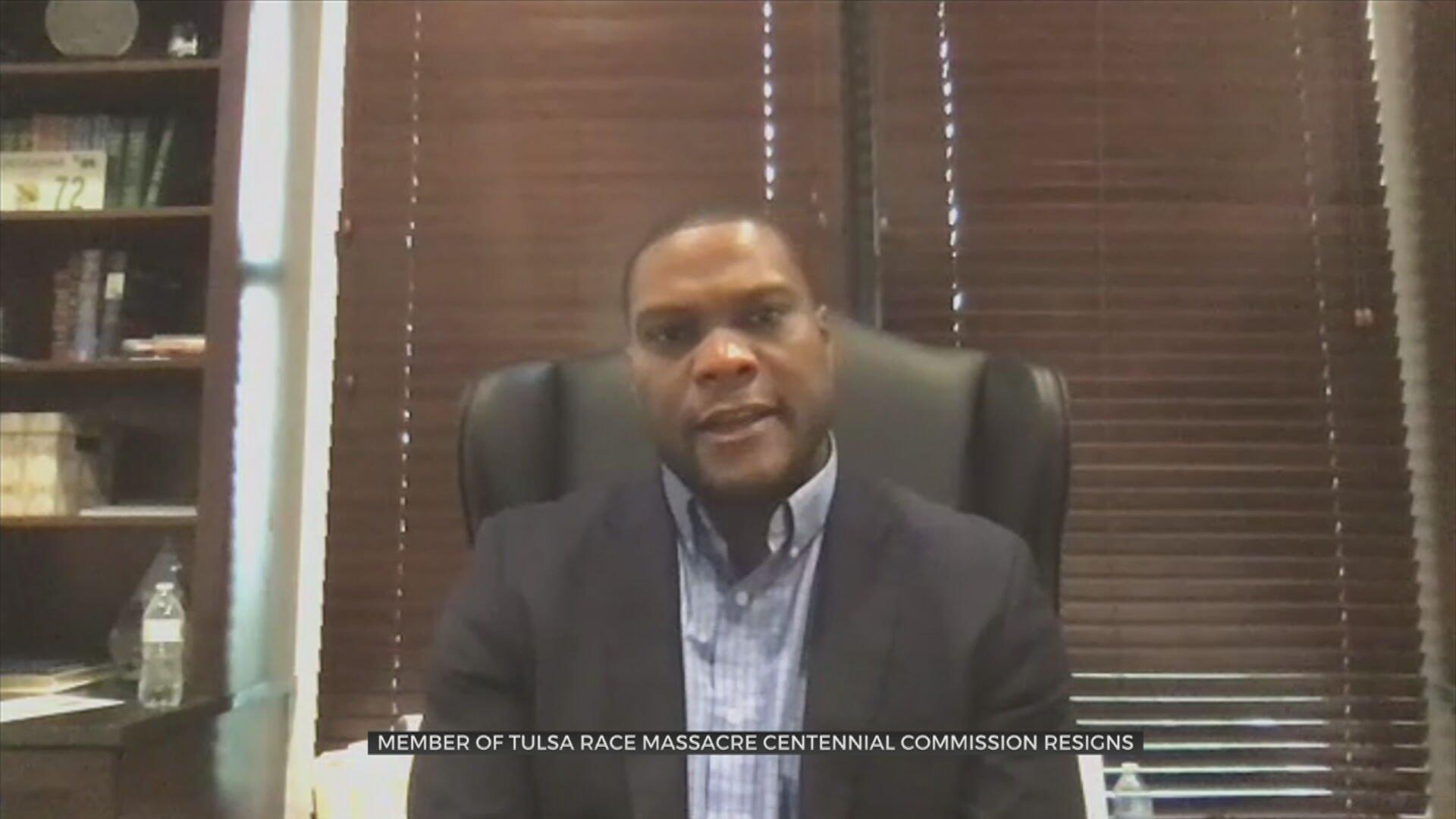 Tulsa Lawmaker Resigns From Race Massacre Centennial Commission