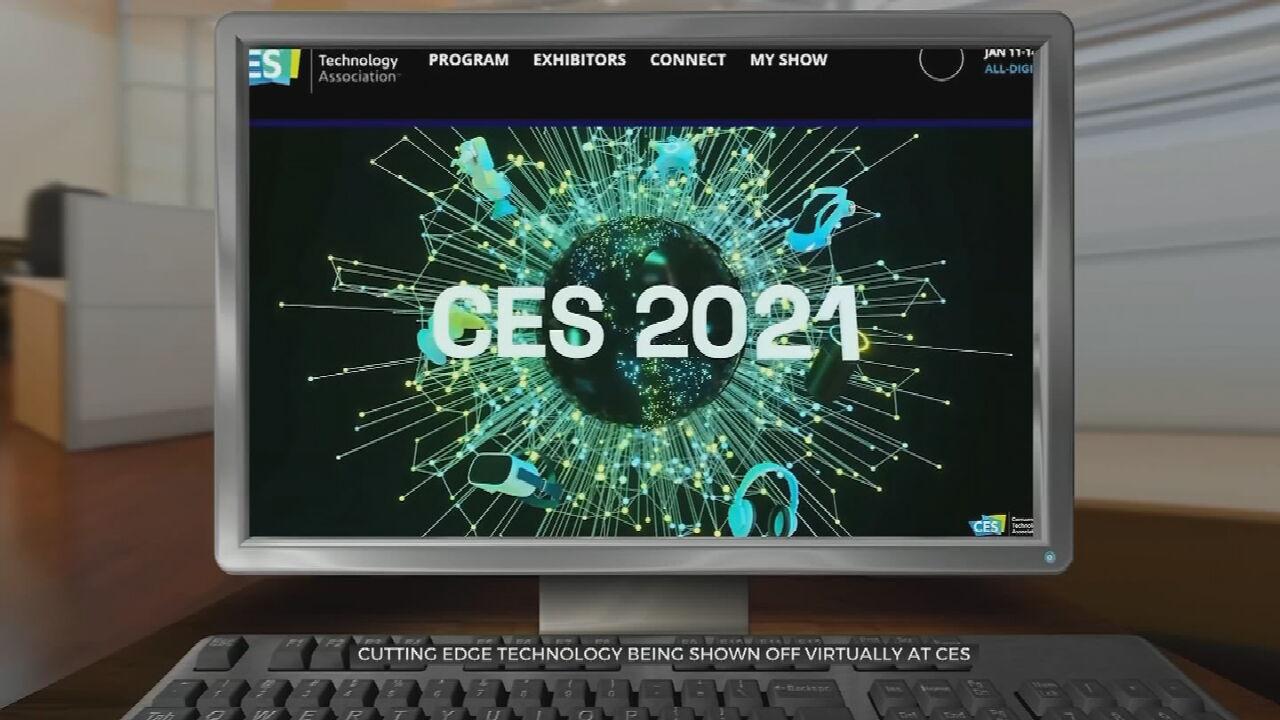 Consumer Electronics Show Kicks Off On Virtual Platform