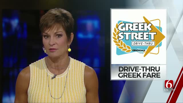 Tulsa's Greek Festival Moves To Drive-Thru Events