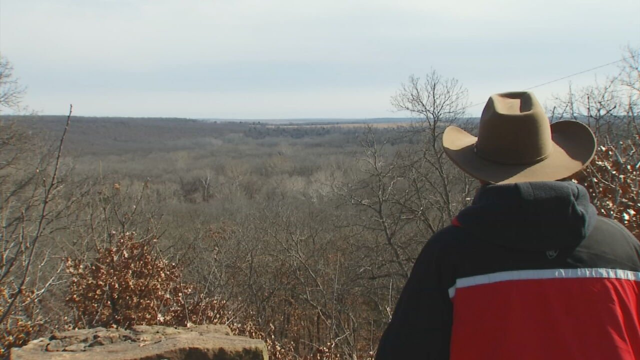 On The Road With Jim Jefferies: Osage Hills State Park