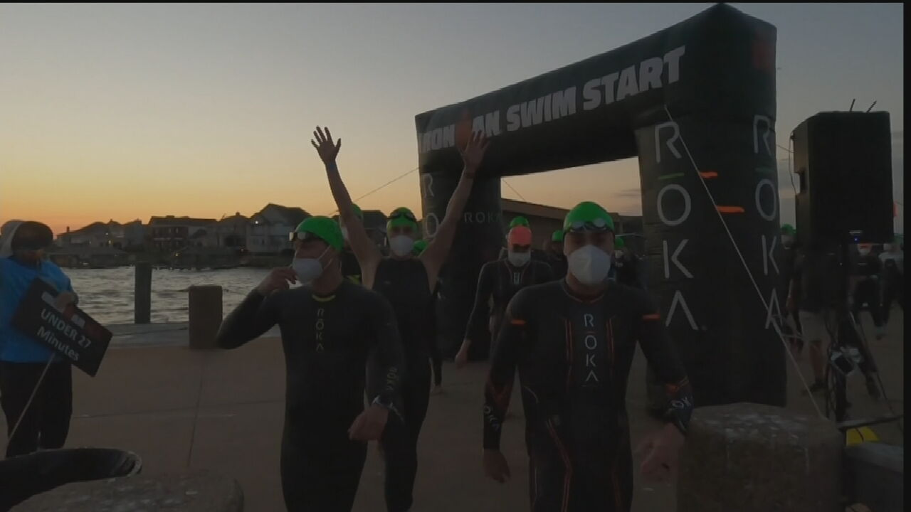 WATCH: What To Expect At Tulsa Debut Of IRONMAN Competition