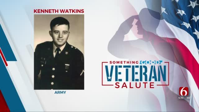 Veteran Salute: Kenneth Watkins