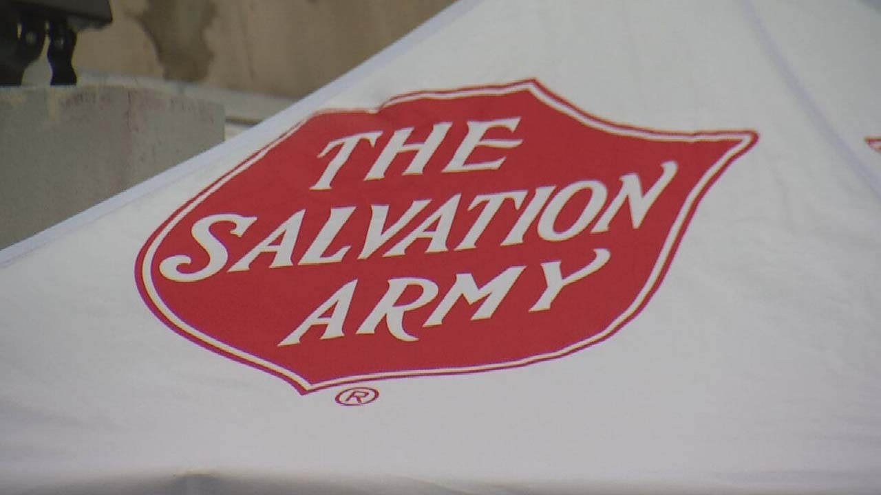Tulsa's Salvation Army To Serve Thanksgiving Meals Despite COVID-19 Challenges