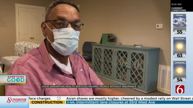 Good Samaritan Health Services Provide Aid To Those In Need Amid Pandemic