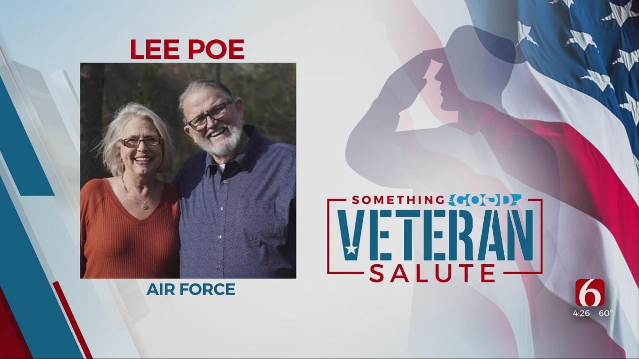 Veteran Salute: Lee Poe