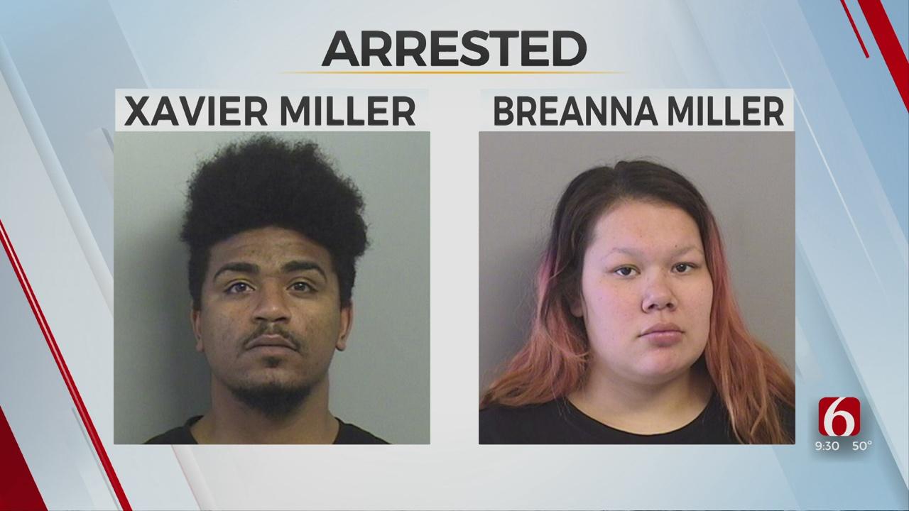 2nd Suspect Arrested In Tulsa Child Neglect Case