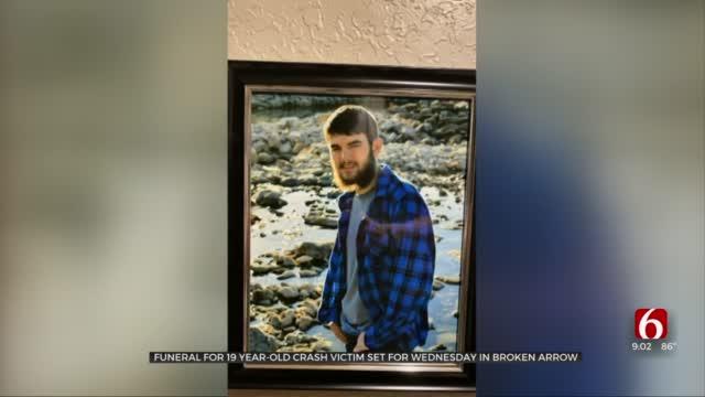 Memorial Service Set For 19-Year-Old Crash Victim
