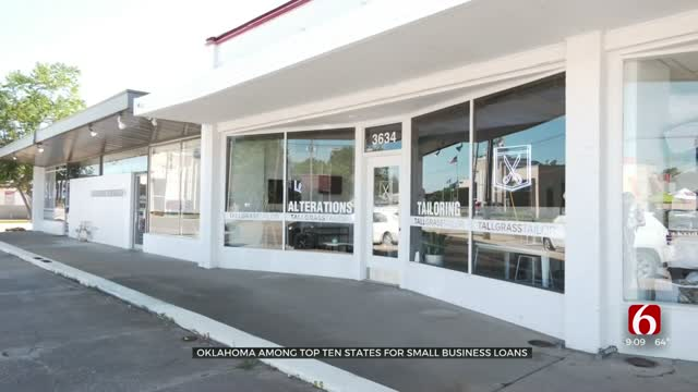 Oklahoma Small Business Benefiting From PPP Loans