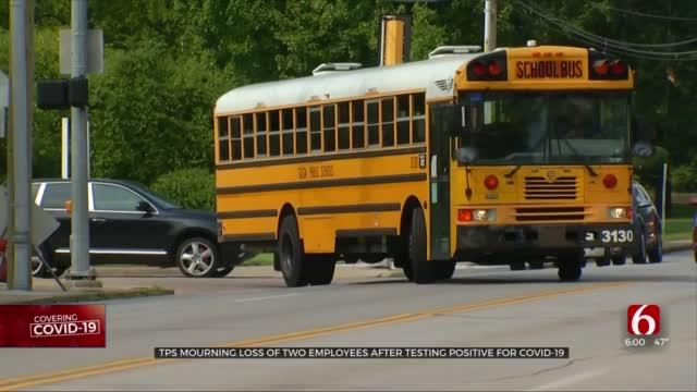 Tulsa Public Schools Support Professional, Bus Driver Die, Officials Say