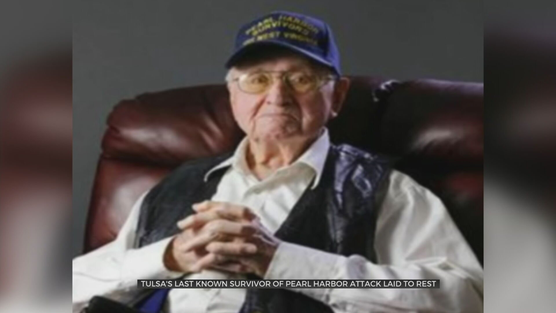 Tulsa's Last Known Survivor Of Pearl Harbor Attack Laid To Rest