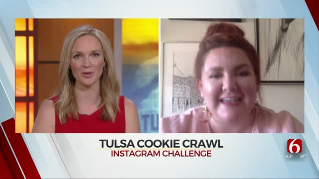 Tulsa Cookie Crawl Across The City