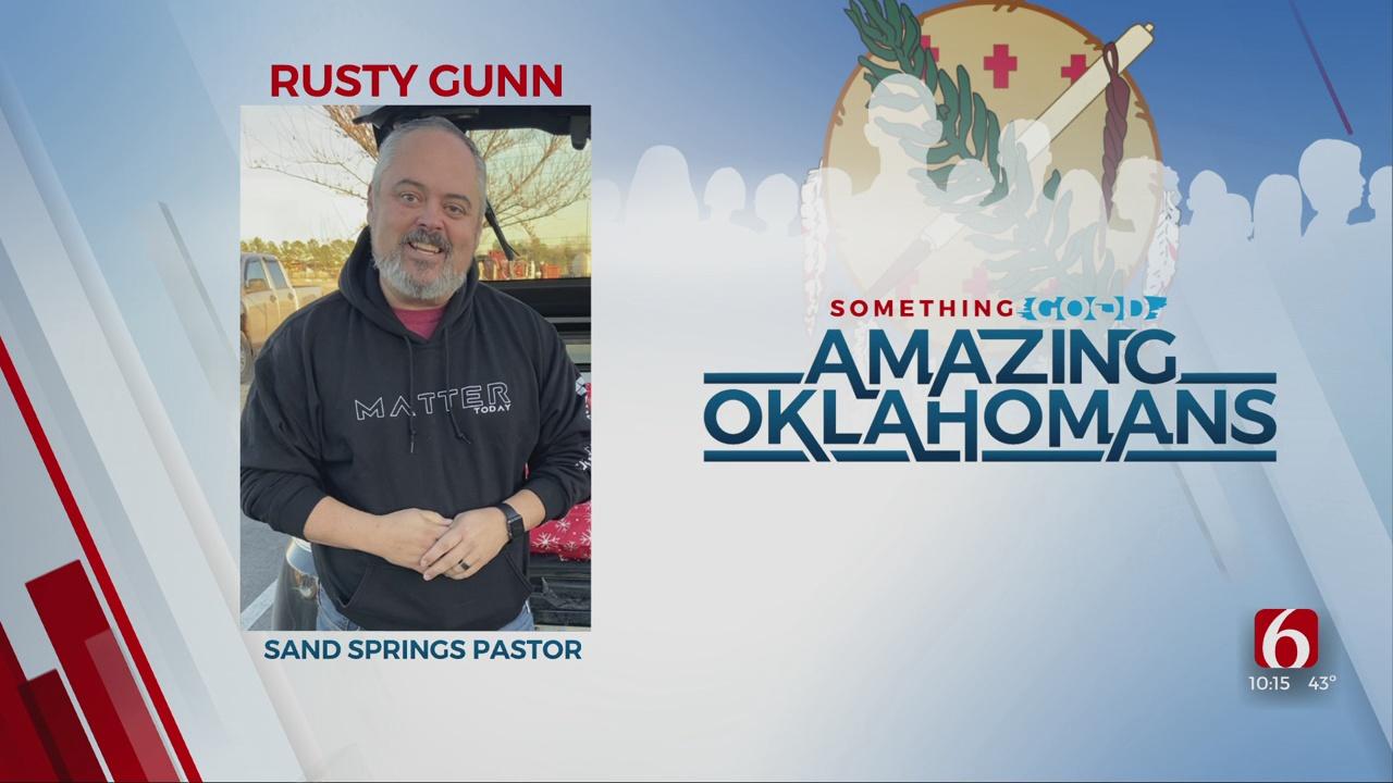 Amazing Oklahoman: Rusty Gunn