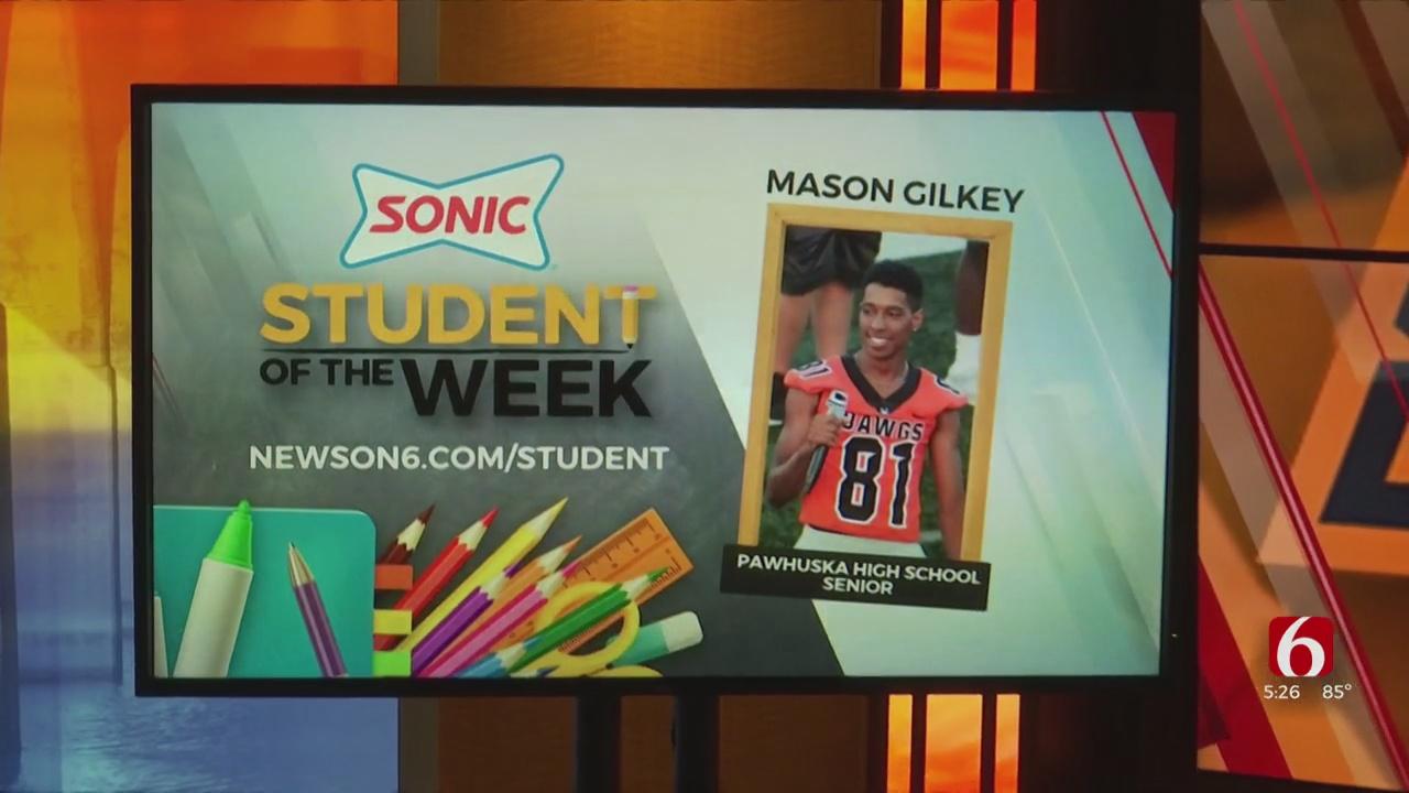 Student Of The Week: Mason Gilkey
