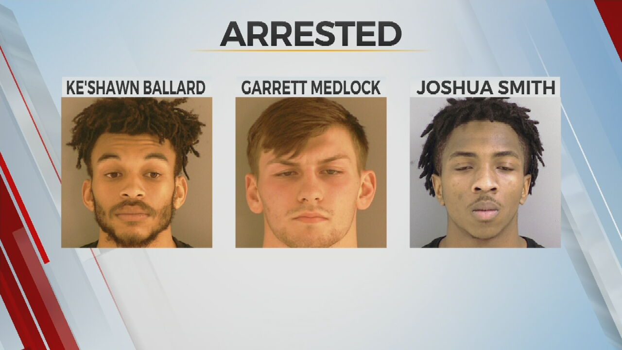Broken Arrow Police Arrest Two More Suspects Involved In Double Shooting