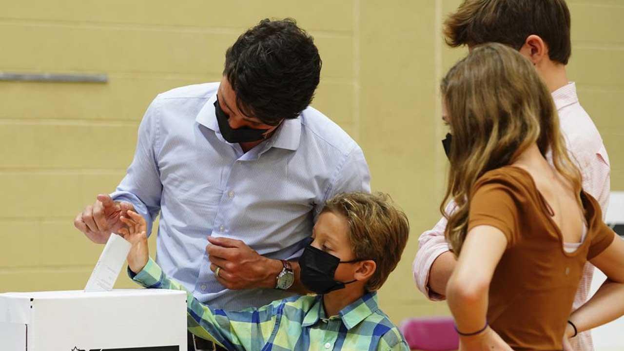 Trudeau's Liberals Win Canada Election, But Miss Majority