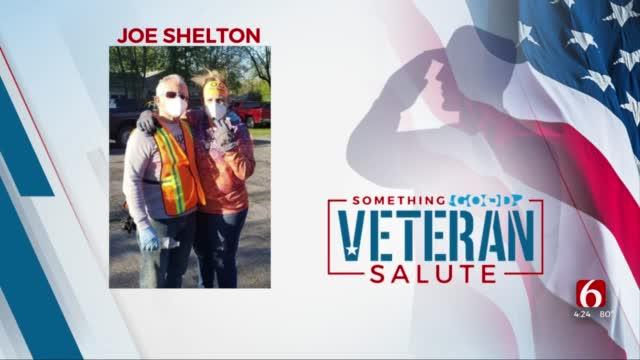 Veteran Salute: Joe Shelton
