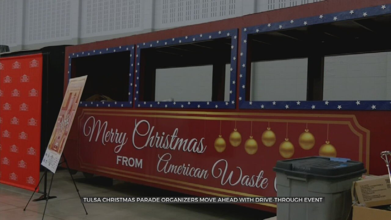 COVID-19 Safety Changes Coming To Tulsa Christmas Parade