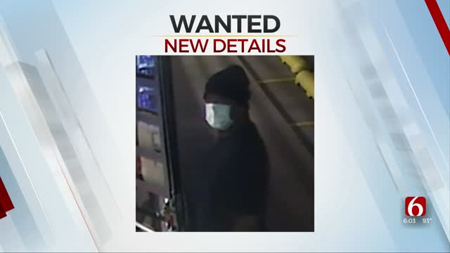 TPD Searching For Suspect In Convenience Store Murder, Robbery