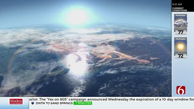 Watch: NASA Administrator Jim Bridenstine Discusses Mars Rover Launch