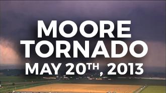 May 20, 2013 - Moore Tornado