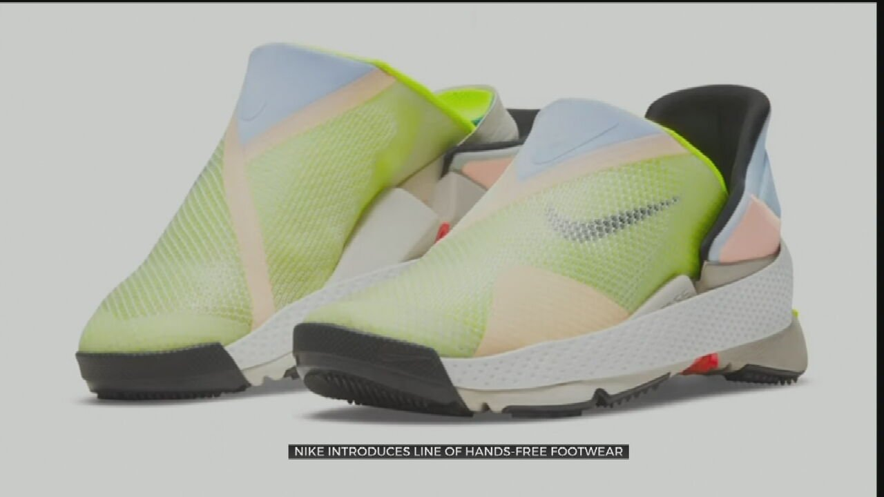 Nike's New Sneaker Innovation? No Hands Required