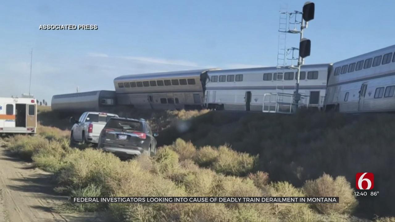 Safety Officials Seek Answers In Deadly Amtrak Derailment