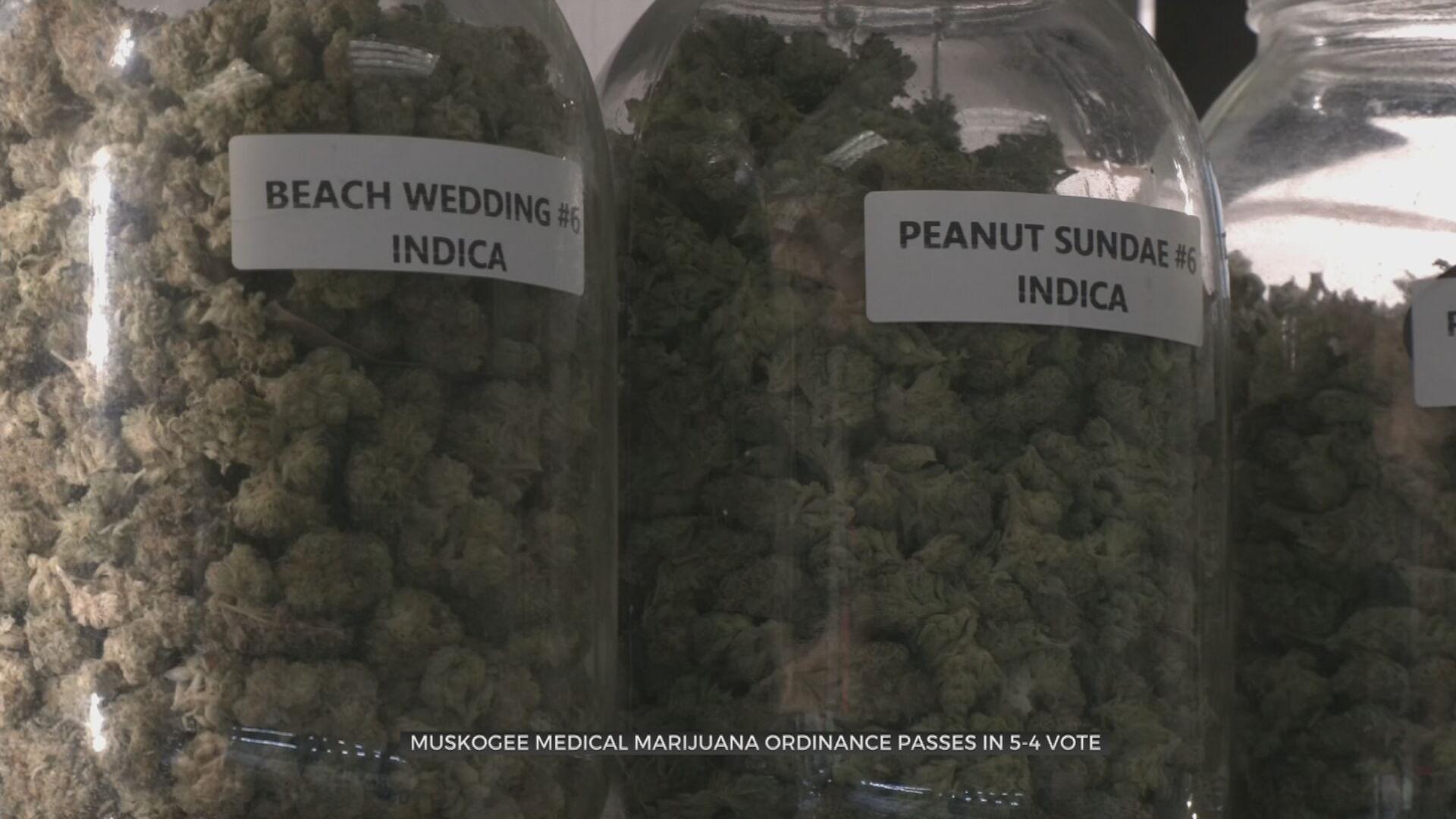 Muskogee City Council Passes New Medical Marijuana Ordinance