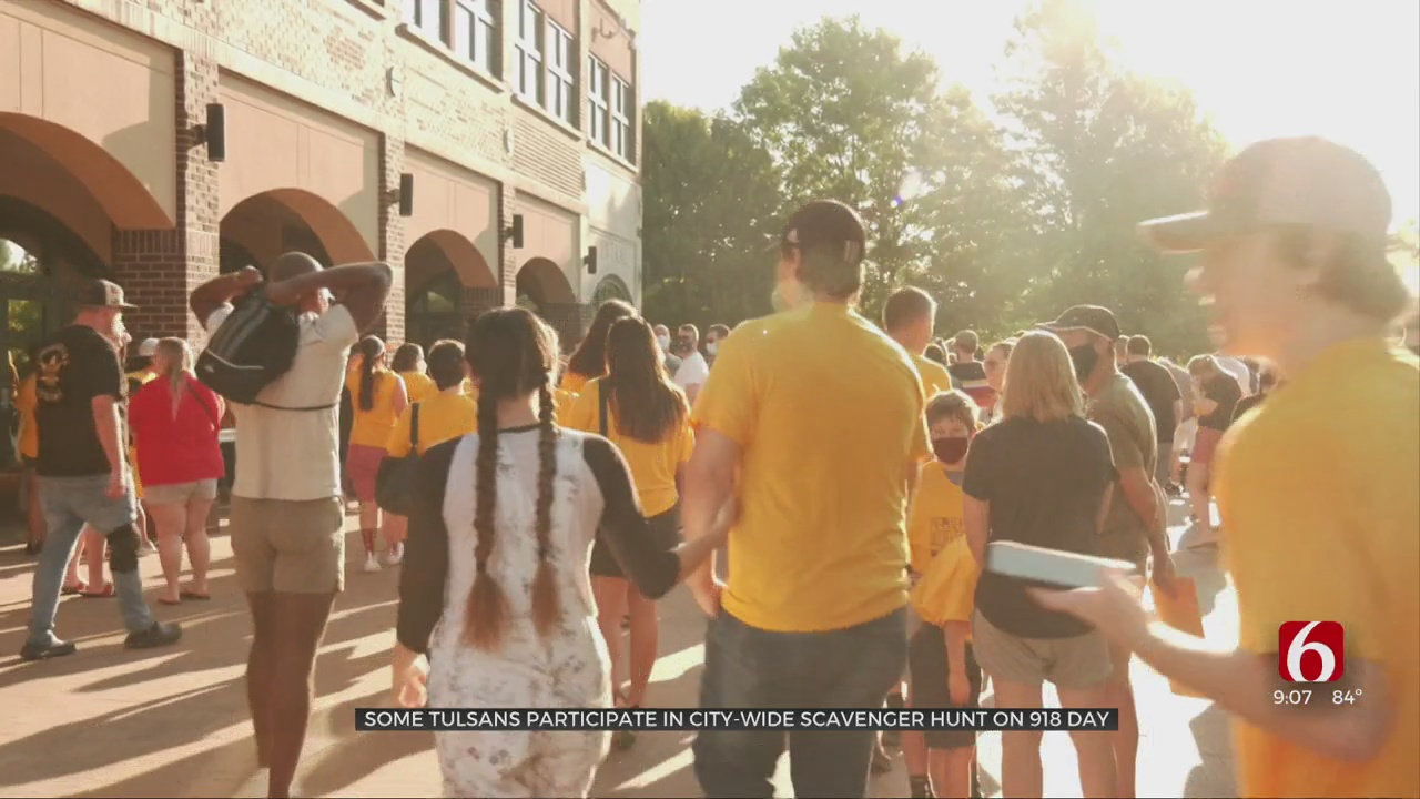 Fourth Annual Scavenger Hunt Playing Prominent Role Of '918 Day' Celebration