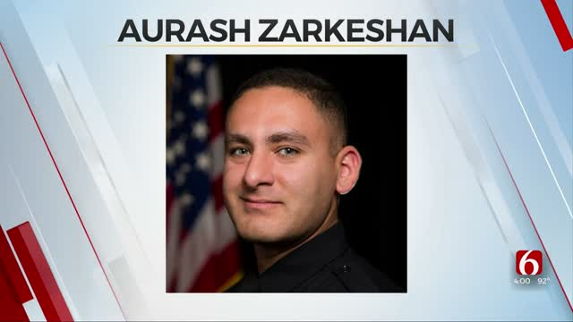 Tulsa Officer Who Was Shot In Line Of Duty Continues To Improve