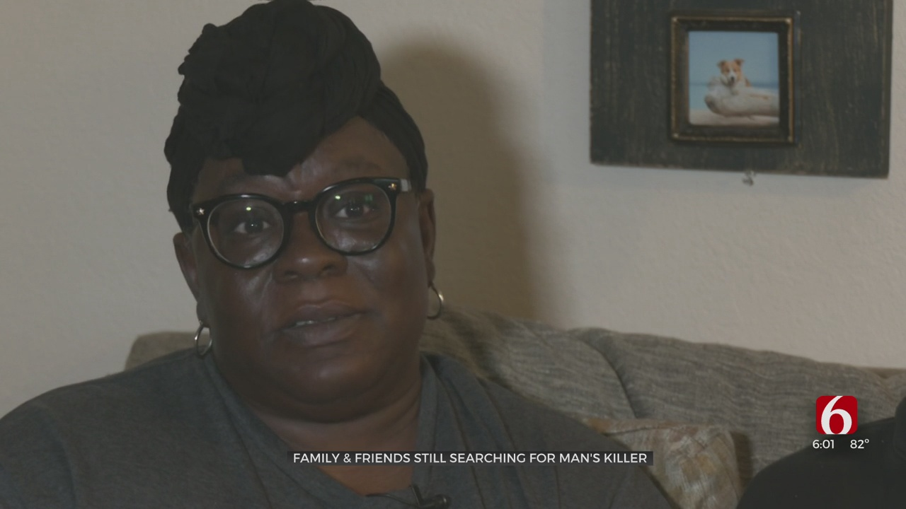3 Years After Her 21-Year-Old Son Was Killed, Tulsa Mother Still Asking For Answers