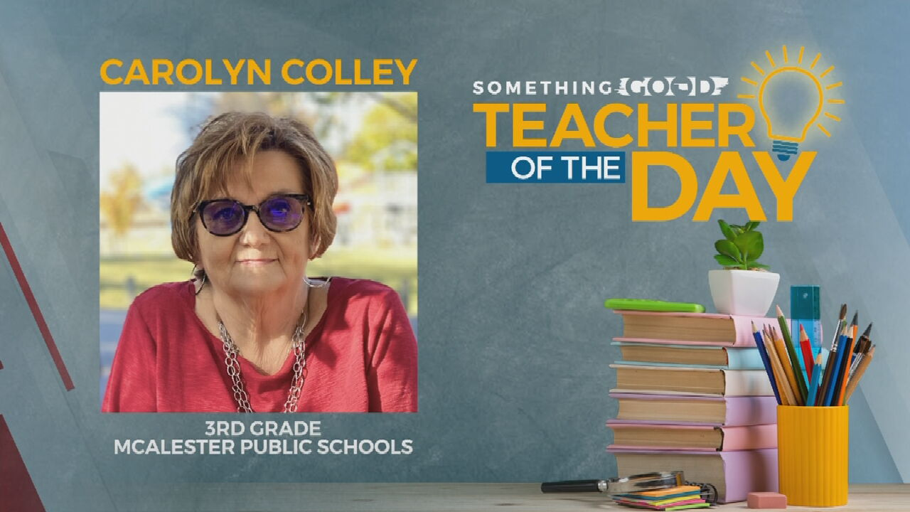 Teacher Of The Day: Carolyn Colley