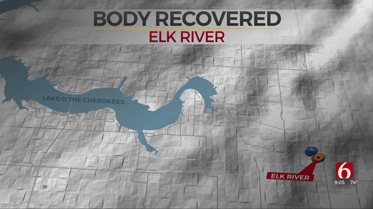 GRDA: Body Recovered From Elk River