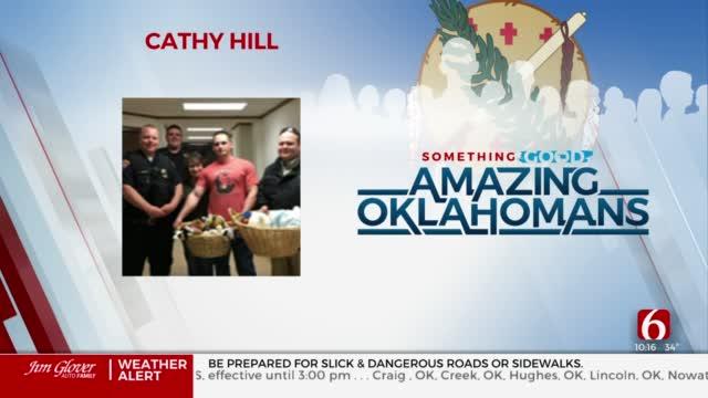Amazing Oklahoman: Cathy Hill