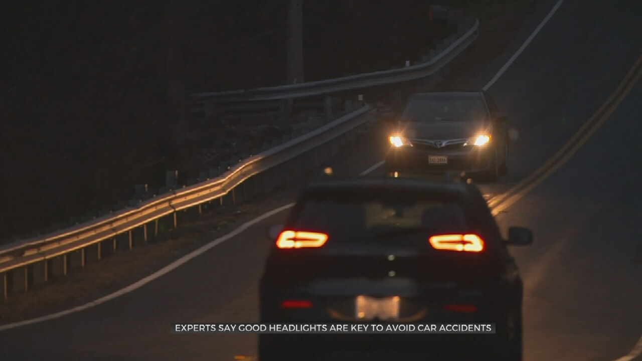 Experts Warn Headlights Are Key To Avoiding Road Accidents