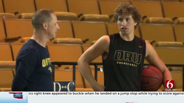 Renovations To Bring Refreshed Home Arena For ORU Golden Eagles