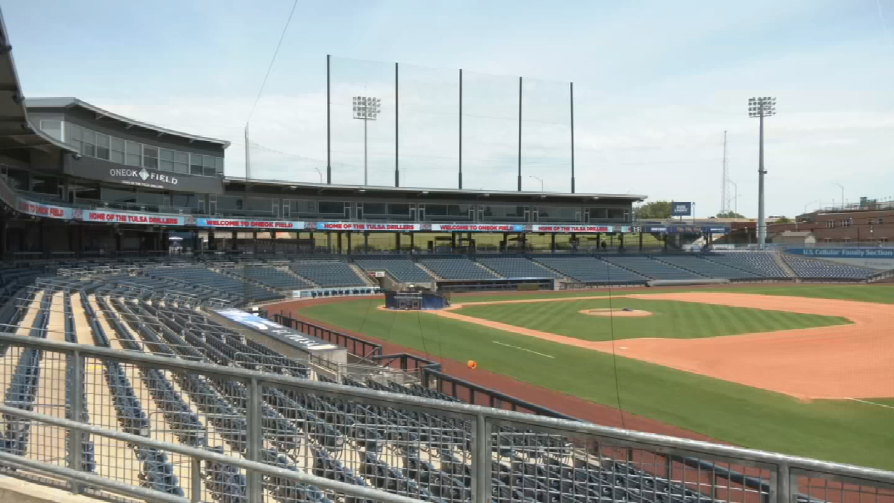 ONEOK Field Hosts 'Hornsby's Halloween Boo-tacular', World Series Game 4 Watch Party