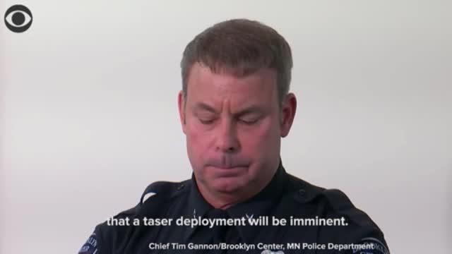 Police: Minnesota Officer Meant To Draw Taser, Not Handgun